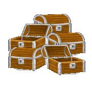 LF2 Weapon - Treasure Box(es) by RiverKpocc