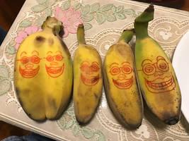 Banana 3Es by RiverKpocc