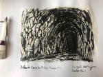 A dark cave in Ariege (maybe)