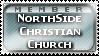 Stamp: NorthSide of Clovis CA by Royce-Barber