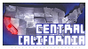 Stamp: Central California by Royce-Barber