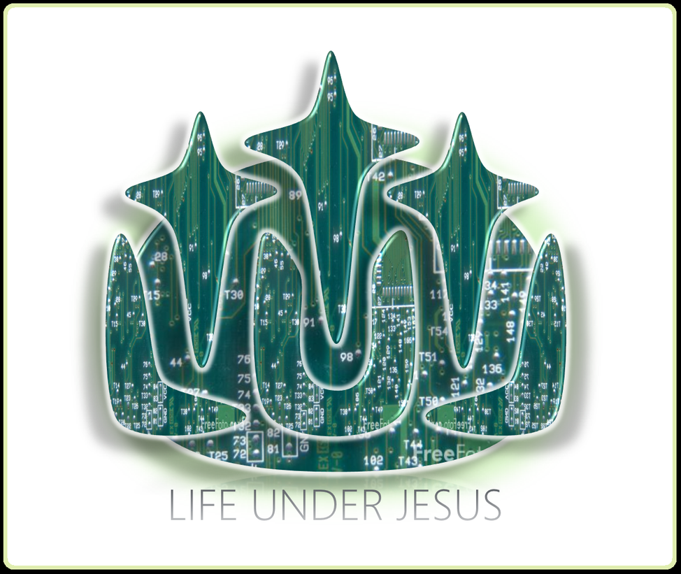 Life under Jesus 5 by Royce-Barber