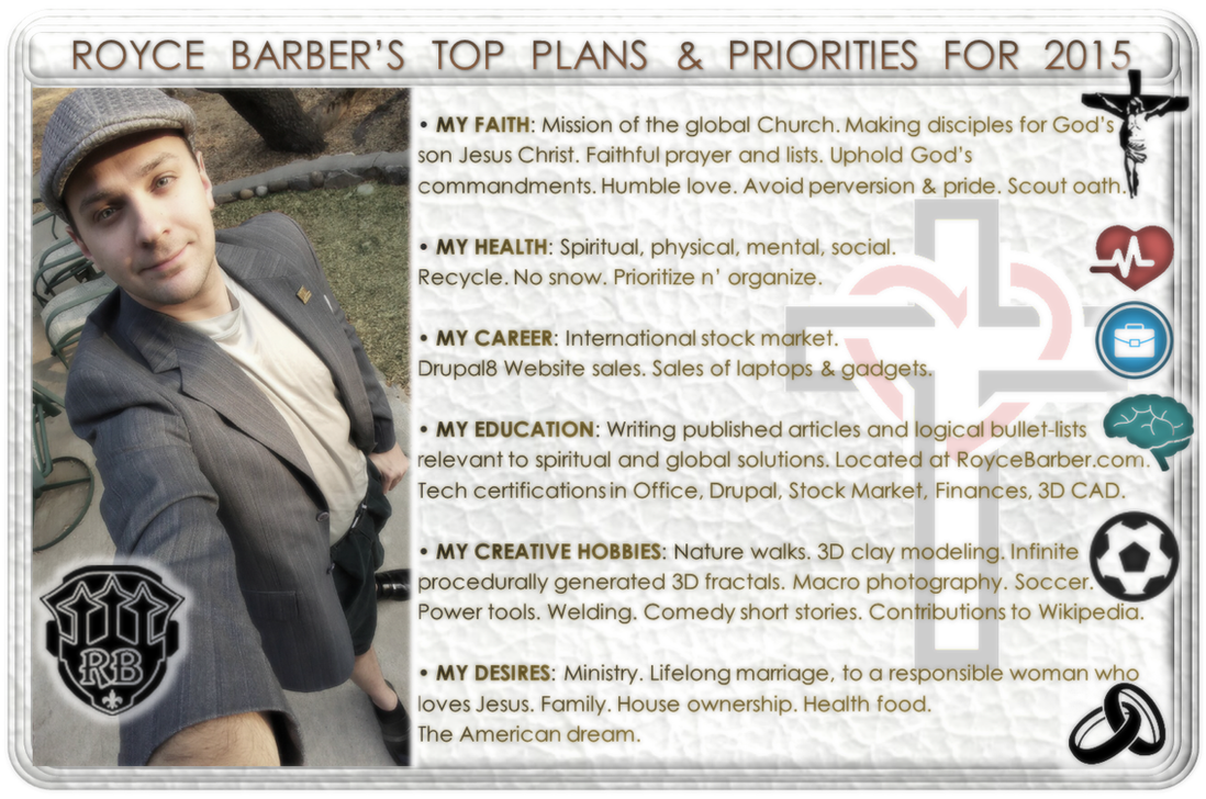 2015 Priorities by Royce-Barber