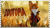 Zootopia Stamp by Retrowavez