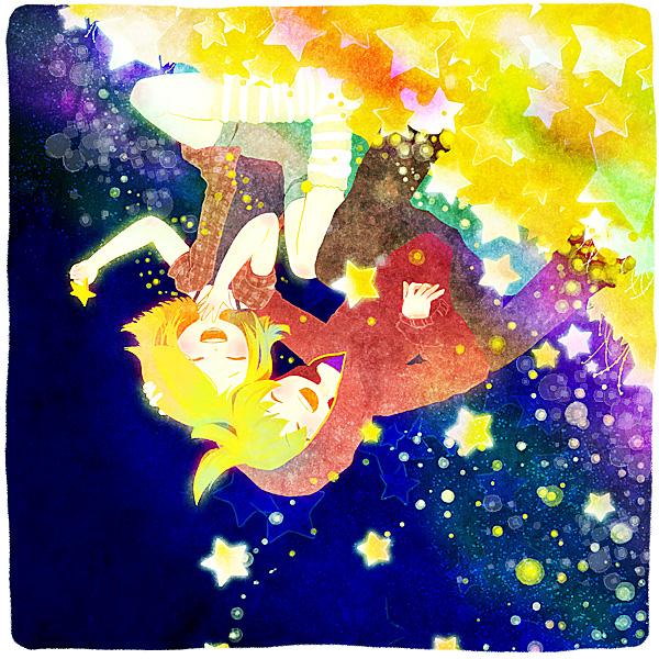 Gemini by marutomoi