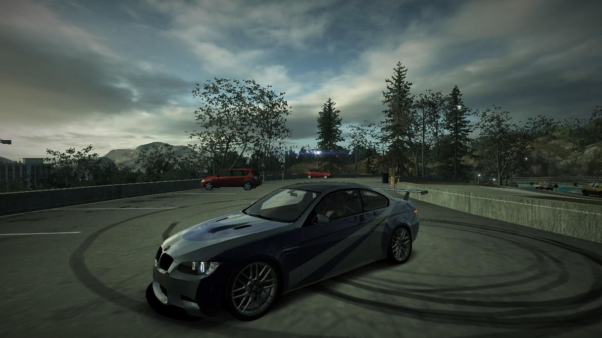 Need for speed bmw m3 gtr most wanted version