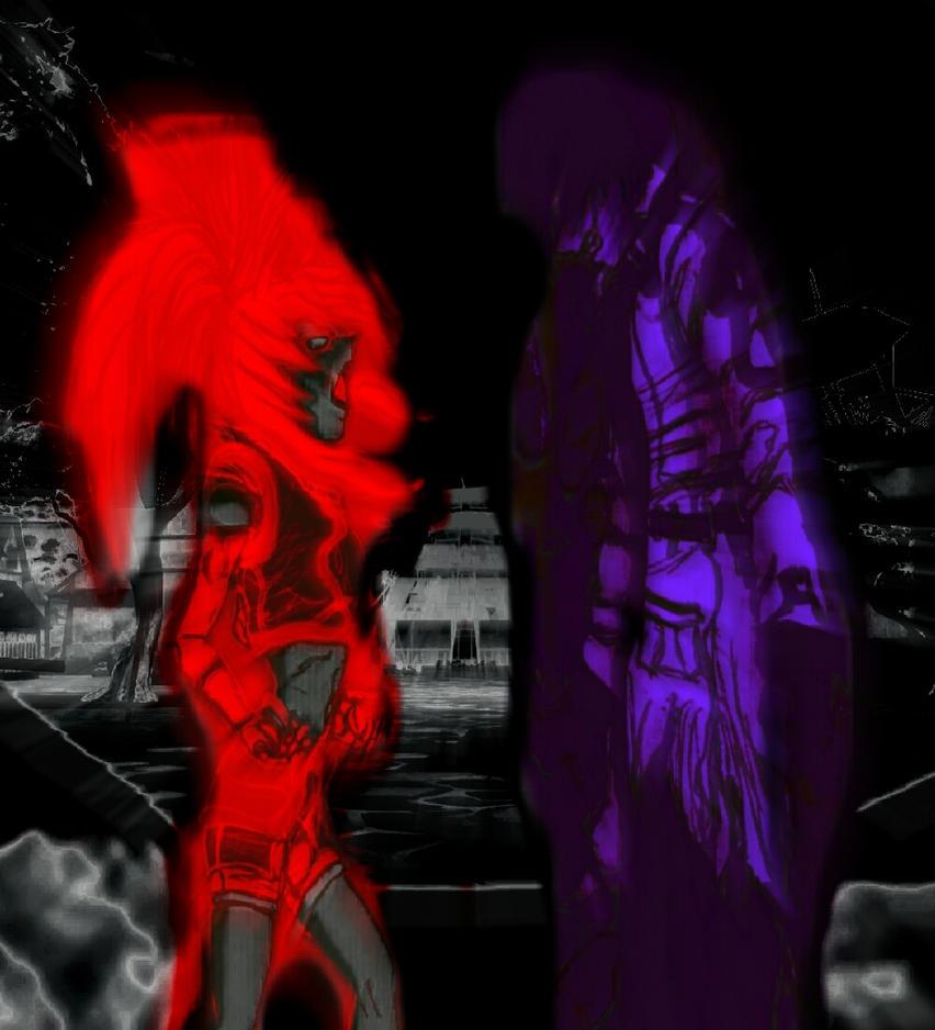 RWBY Orochi Blood Banner by Cosmic-Drifter