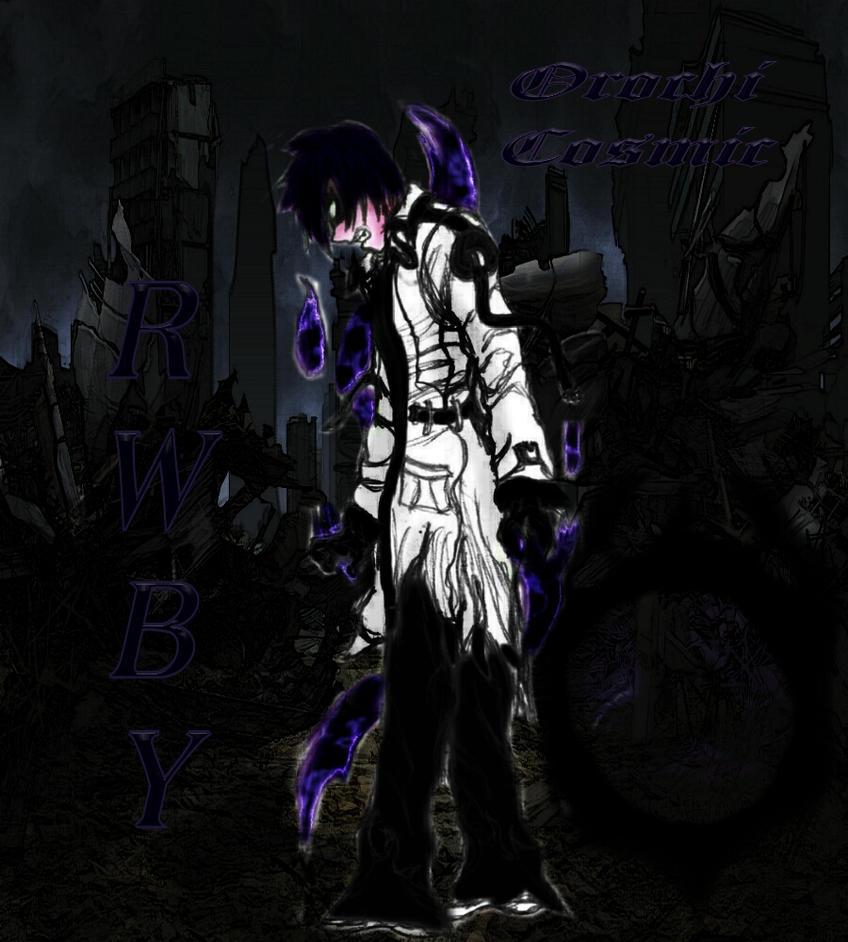 RWBY Orochi Cosmic by Cosmic-Drifter