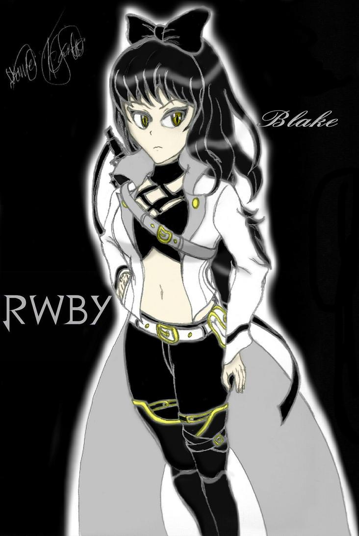 RWBY Blake Volume 4 by Cosmic-Drifter