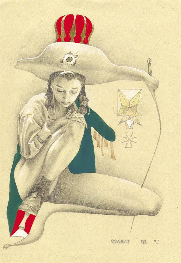 Josefina (Veronika) by marver71