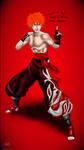 The Ginger Dragon Returns!!! by TALFIII