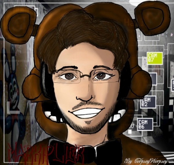 Markiplier2 by CorpseyWorpsey