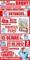 4to. Meetup de Bronies Peru