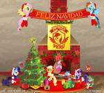 Merry Christmas Bronies Peru