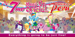7th Bronies Peru Official Meet Up by jotacos