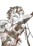 Cello and Punk by jotacos