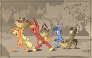 Apples And Easter [UPDATED] by jotacos