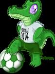 2014 Ponyville FiM Cup Official Pet by jotacos