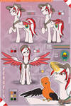 Peruvia Sheet References [Commission] by jotacos