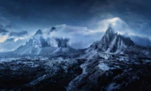 Mountainous Nights