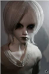 Franck - Monochrome ghost II by BathorYume