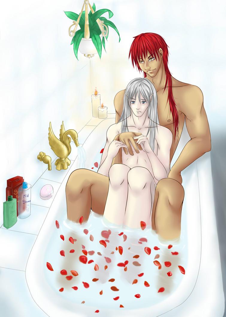 HR :: Bathroom by BathorYume