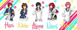 :SC: Sketches