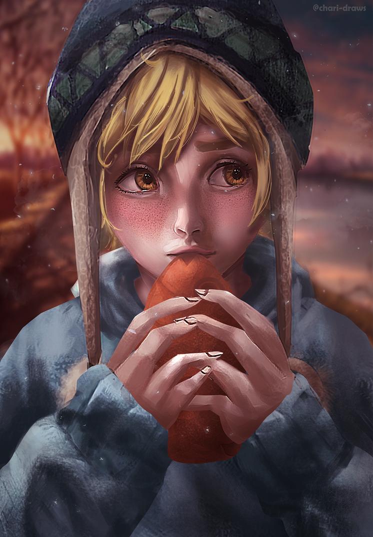 Yukine by chari-draws