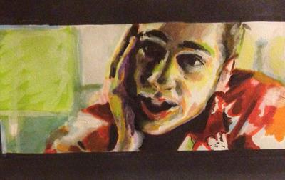 Tyler Durden by madmizu
