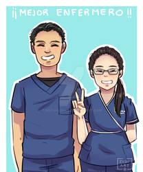 Enfermeros...!! -CO-