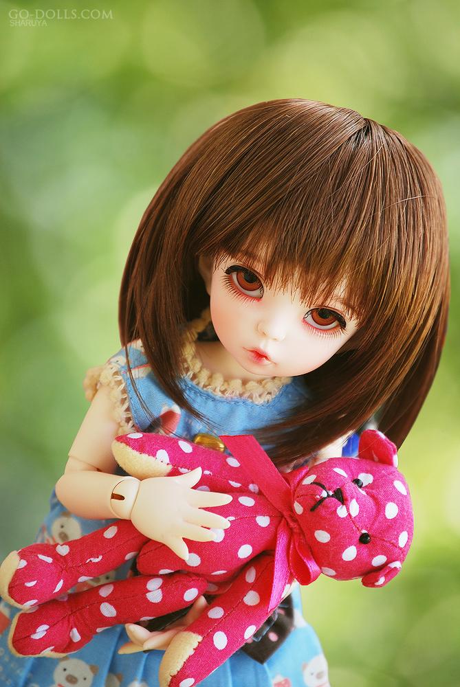 My cute friend by sharuya