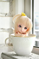 Coffee or tea? by sharuya