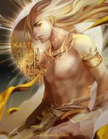 [OC][KASTE] THE GOLDEN by Liirin