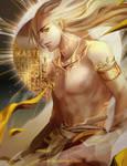 [OC][KASTE] THE GOLDEN