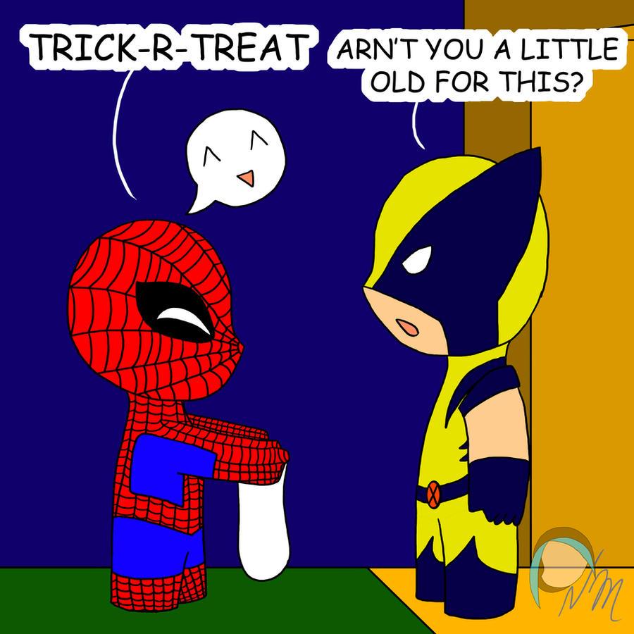 X Halloween 2026. (X event) Marvel_halloween_2011_by_tmnt_raph_fan-d4elbu0