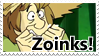 Shaggy Zoinks Stamp by TMNT-Raph-fan