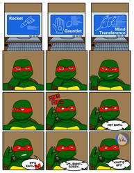 Romance and Doom Chap. 4 PG 29 by TMNT-Raph-fan