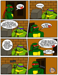 Romance and Doom Chap. 5 PG 2 by TMNT-Raph-fan