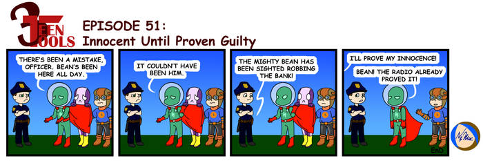 3TT 51 - Innocent Until Proven Guilty by TMNT-Raph-fan