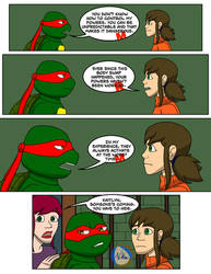 Romance and Doom Chap. 5 PG 6 by TMNT-Raph-fan