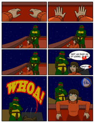 Romance and Doom Chap. 5 PG 12 by TMNT-Raph-fan