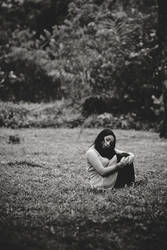 Untitled Alone by seeserak