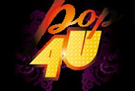 Logo png Pop 4u de La Gira by MartinaHoySomosMas