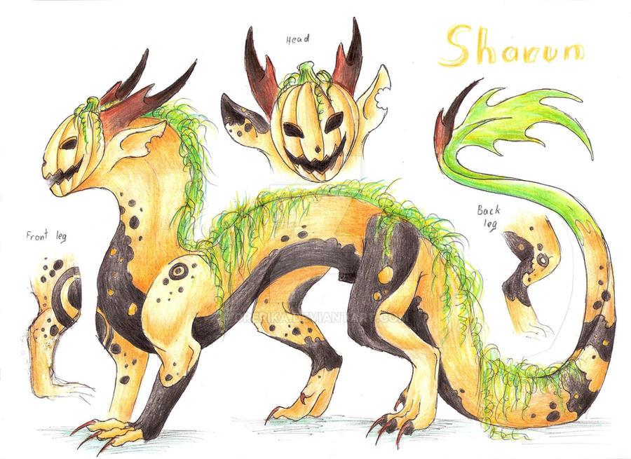 Ref sheet: Sharun