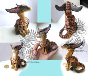 Izzy figurine by Drerika