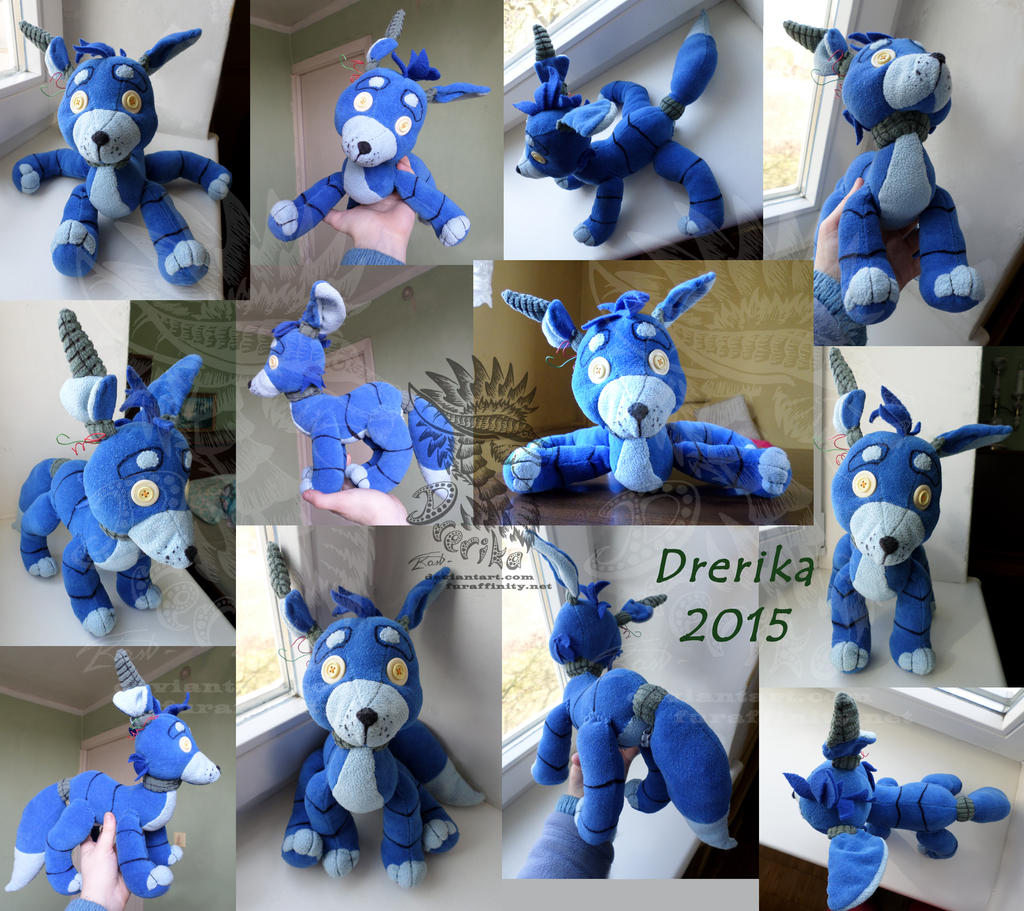 CM: Kotiyo plush by Drerika