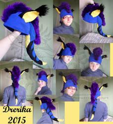 Timeja hat by Drerika