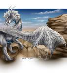 CM: Desert dragoness