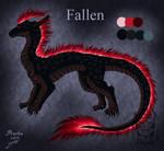 CM: Fallen ref sheet
