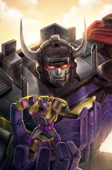 The Transformers # 39 - Combiner Wars